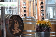 Day 9 Black Fox Distillery