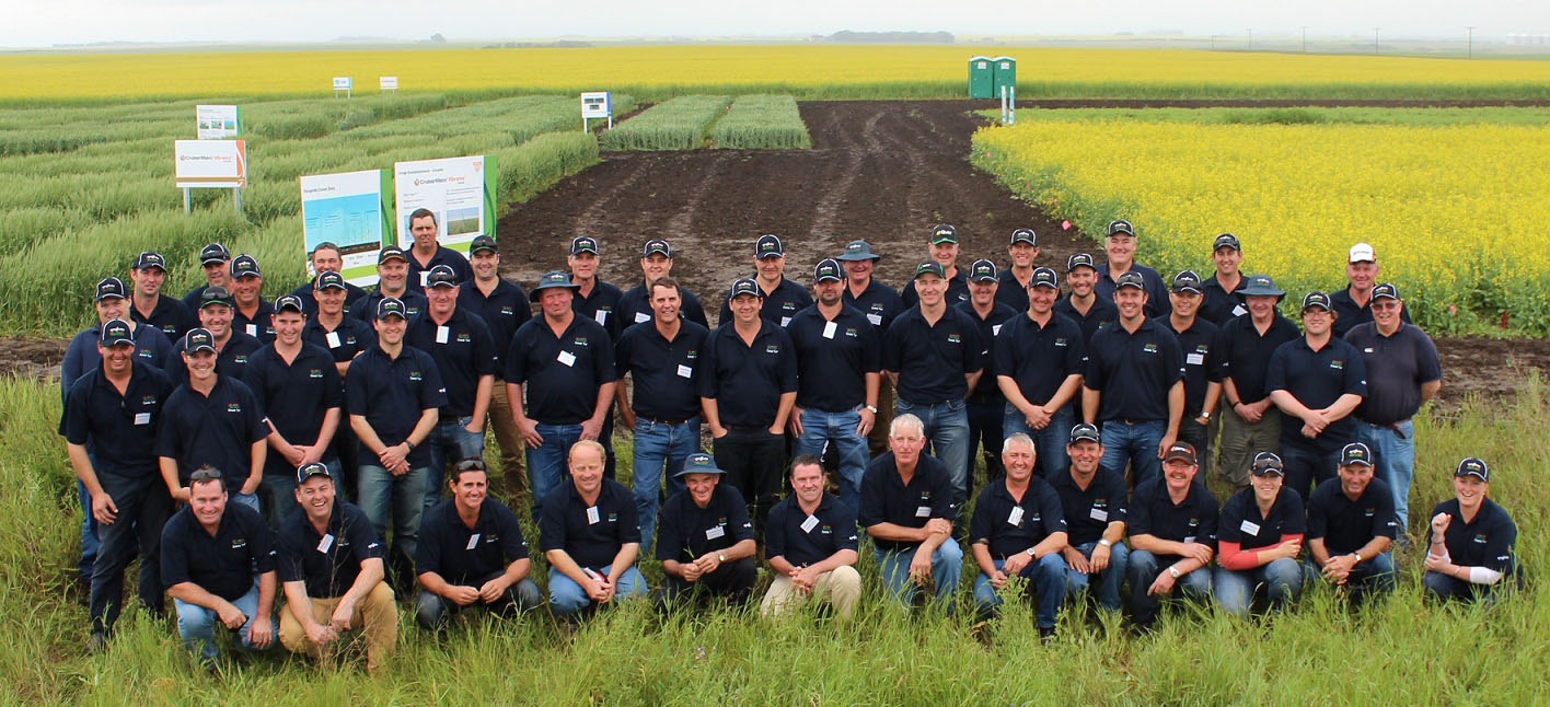 Agricultural Study Tour Gallery | Canada 2012